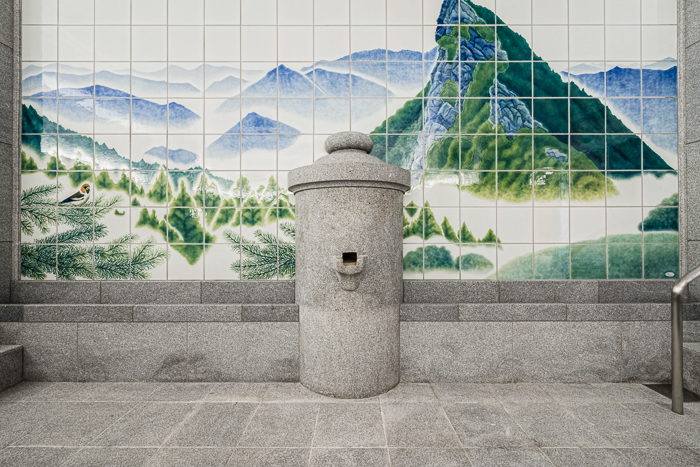 道後温泉|飛鳥の湯